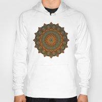 moroccan Hoodies featuring Moroccan sun by Awispa