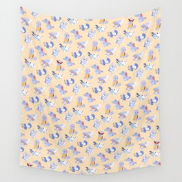 Water Starters Wall Tapestry