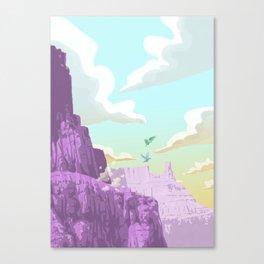 Thelma & Louise Canvas Print