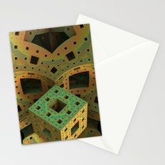Puzzle Box Stationery Cards