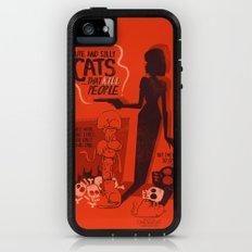 Cat Movie - orange Adventure Case iPhone (5, 5s)