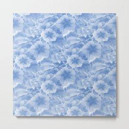 Baby Blue.... Metal Print