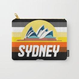 Sydney Bear LGBT GAY PRIDE LGBTQIA  Carry-All Pouch