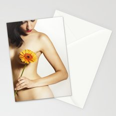 Longing for Love nude Photography Stationery Cards