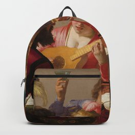 Gerard van Honthorst - The Concert Backpack