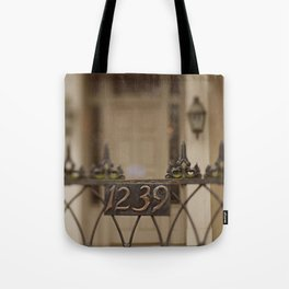 New Orleans 1239 Gate Tote Bag