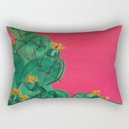 Prickly Pear Rectangular Pillow