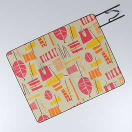 Acotango Picnic Blanket