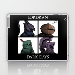 Lordran Dark Days Laptop & iPad Skin