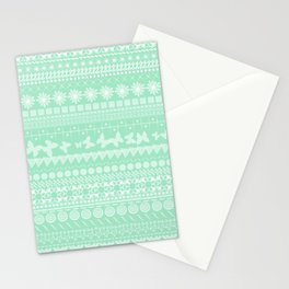 Minty-Licious Stationery Cards