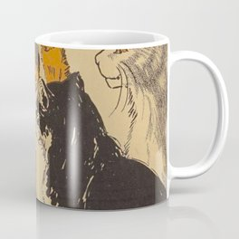 Pussy-cat town - Marion Ames Taggart and Rebecca Chase - 1906 Coffee Mug