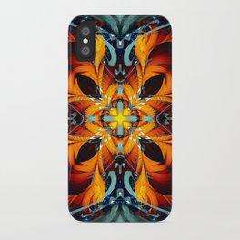 Mandala #7 iPhone Case