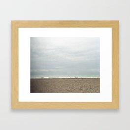 Beaches 1 Framed Art Print