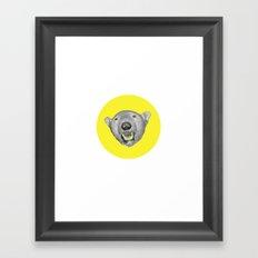 Going Wild 2 Framed Art Print