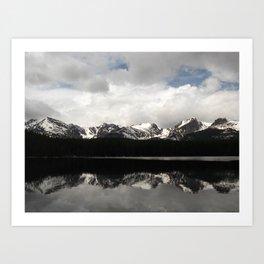 Bierstadt Lake Art Print
