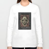 alchemy Long Sleeve T-shirts featuring Alchemy 1800 by Dark Room