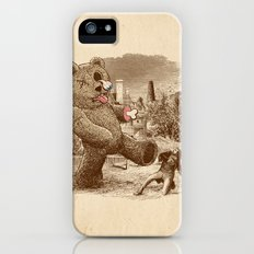 Teddy's Back! iPhone (5, 5s) Slim Case