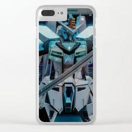 Gundam Strata Clear iPhone Case
