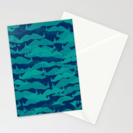 Movember Crowd Stationery Cards