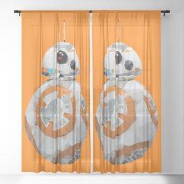 BBEight Sheer Curtain