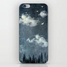 The cloud stealers iPhone & iPod Skin