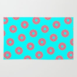 The Donut Pattern Rug