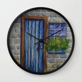 Grandpa's Shed WC160322a Wall Clock