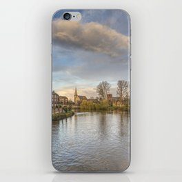 The River Severn iPhone Skin