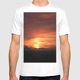 SETTING SUN II T-shirt