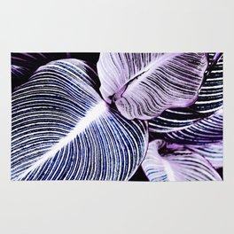 Unbridled - violet night Rug