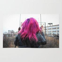 Purple Daze Rug