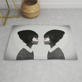 A Reflection Rug