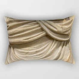 Stone Dress Rectangular Pillow