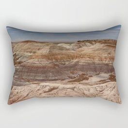 Colors Of The Painted Desert Rectangular Pillow
