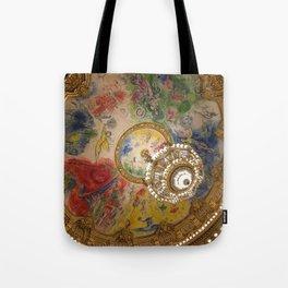 Opera Garnier Paris Tote Bag