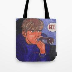 Magic Beer Tote Bag