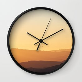 Sunride Wall Clock