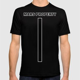 Mars Property 1 T-shirt