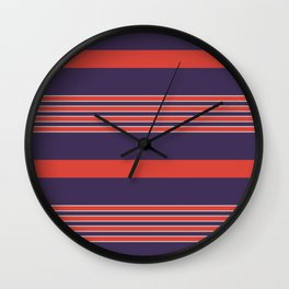 Small Alison Clothes Wall Clock