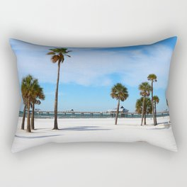 A Florida Winterday Rectangular Pillow