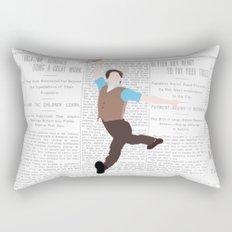 NEWSIES – LOGO Rectangular Pillow