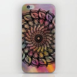 Wheeler Mandala iPhone Skin