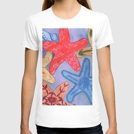 Ornamental Starfish T-shirt
