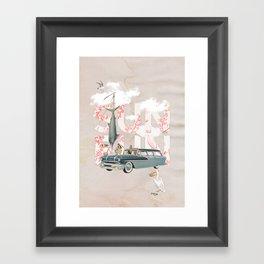 Sun Fun Framed Art Print