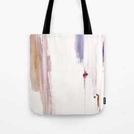 Sugar and Spice [2]: a minimal, pretty abstract piece in pinks, purple, mauve, and tan Tote Bag