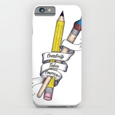 Creativity Takes Courage Slim Case iPhone 6s