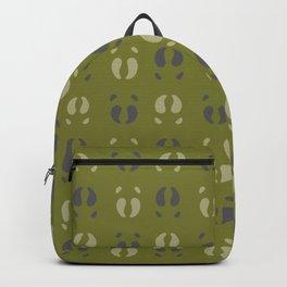 Deer Tracks Camo Pattern Backpack