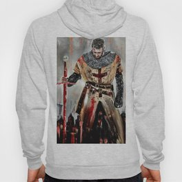 The Knights Templar Hoody