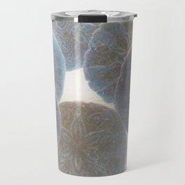 the shape of thoughts Travel Mug