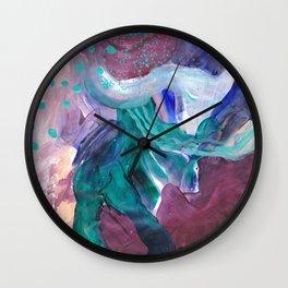 Underwater #3 Wall Clock